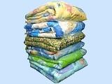 Pusvilnonė antklodė