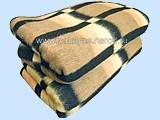 Шерстяное одеяло 140 x 205 см
