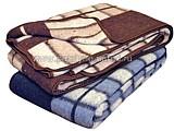 Pusvilnonė antklodė 140 x 205 cm