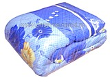 Pusvilnonė antklodė 150 x 200 cm №101