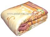 Pusvilnonė antklodė 200 x 220 cm №104