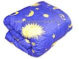 Pusvilnonė antklodė 150 x 200 cm №109
