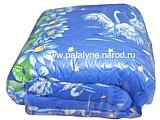 Pusvilnonė antklodė 200 x 220 cm №56