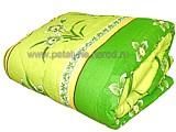 Pusvilnonė antklodė 200 x 220 cm №64