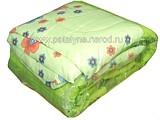 Pusvilnonė antklodė 150 x 200 cm №71
