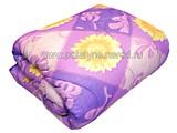 Pusvilnonė antklodė 150 x 200 cm №98
