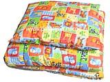 Vaikiška antklodė + pagalvė
