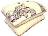 100 % merinosų vilnos pagalvė