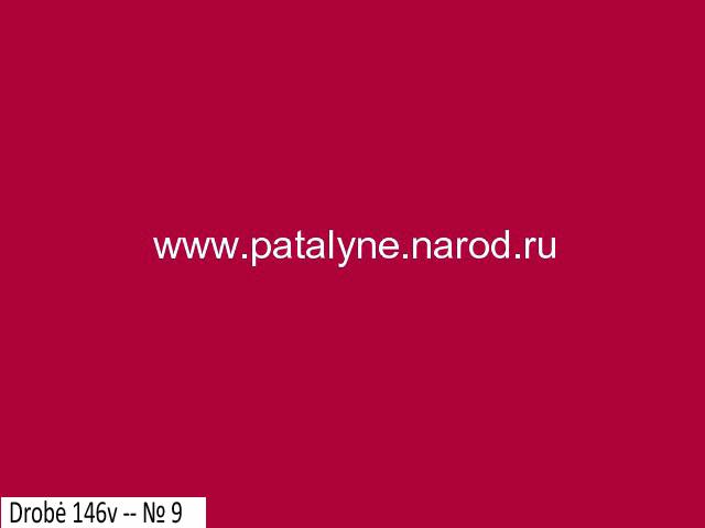 drobė 146v - № 9